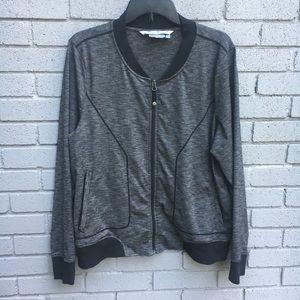 ATHLETA Gray Jacket xl